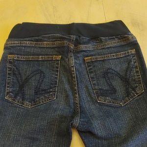 Motherhood Maternity Jeans - Women's Motherhood Maternity jean